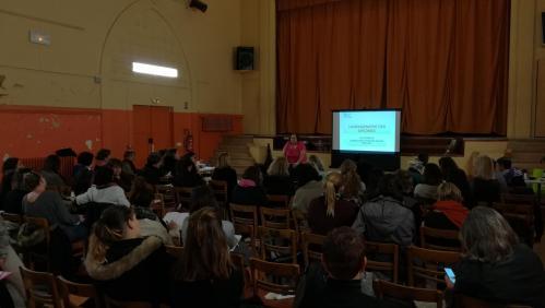 session d'info réingénierie diplômes 23/11/18